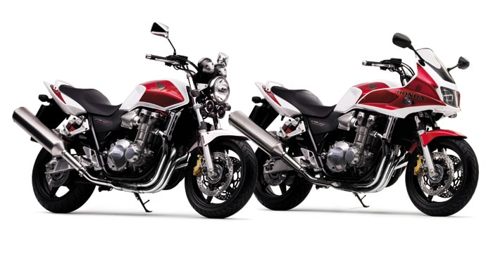 The History Of The Honda CB1300 and Honda X4 - Honda CB1300